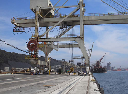 durban port analysis This chapter will examine the port of durban from an economics perspective and will seek to expand on the general theory presented in the.